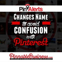 PinAlerts Changes Name