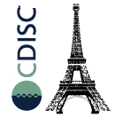CDISC and Eiffel Tower