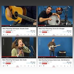 Microphone Recording Basics