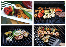 Healthy grilling is easy