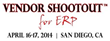 Technology Evaluation Centers (TEC) Moderates 20th Vendor Shootout for ERP in San Diego, Featuring Live ERP Software Demonstrations for Manufacturers and Distributors