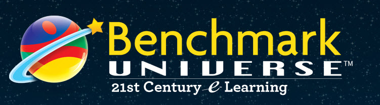 Image result for benchmark universe logo