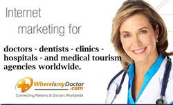 Grow Your Brand With WhereismyDoctor.com