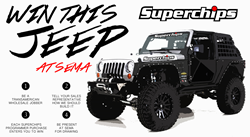 exterior accessories Superchips Jeep parts