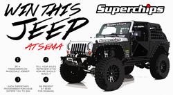 exterior accessories Superchips Jeep parts