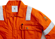 Insect Shield High Vis Coveralls