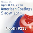 Avomeen to Attend the 2014 American Coatings SHOW