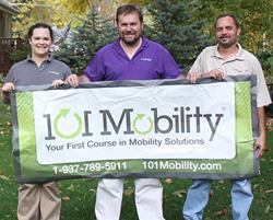 101 Mobility Cincinnati Team