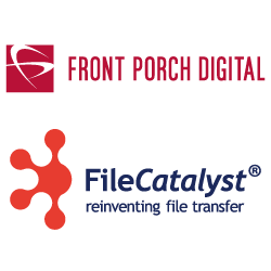 Front Porch & FileCatalyst Combined Logos