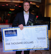 Zach Winningham Chosen as Princess Cruises' Entertainer of the Year