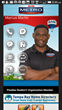 The SavvyCard Mobile Website of RE/MAX's Marcus Martin