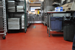 Jersey Shore Bar/Restaurant Renovates Kitchen Floor with Garon Products Inc. Durable Urethane Mortar System