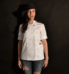Women's Chef Coat from Tilit Chef Goods