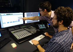 Matrox Avio F125 extends uncompressed desktops in audio production studios