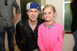 Chord Overstreet (Fox's Glee) with WUaT teenager