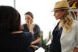 Julie Benz (Syfy's Defiance) at the Sonya Dakar & Wish Upon a Teen Spa Day