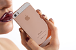 Brikk Lux iPhone 5s in Pink Gold