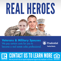 PenFed Realty Real Heroes Program