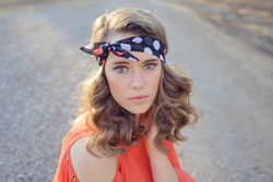 Retro-Chic Head Wrap from CristaBela's Boutique