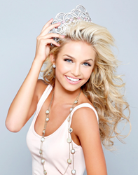 Miss Teen USA Cassidy Wolf in 2014
