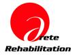 Arete Rehabilitation Announces New Business Development Director
