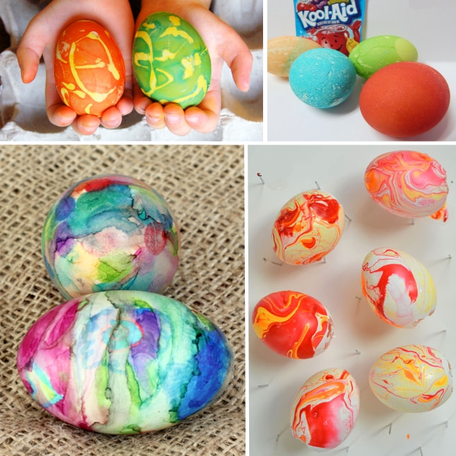 Cool Easter Egg Ideas Have Been Published On Kids