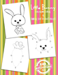Cute Easter Coloring Pages Have Been Released on Kids Activities Blog