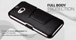 AceAbove HTC One M8 Case - Folio Stand Leather Case
