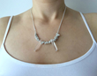 Trailblazer Quartz Crystal Necklace from great rock moon