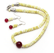 Fashion Design Lemon Stone Jewelry Now Available on Aypearl.com