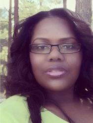 Khadijah Bradford 2014 NBCC Foundation Minority Scholar