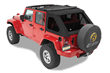 Bestop Trektop NX Soft Top for Jeep JK Wrangler