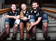 Soybean oil and beeswax are the ingredients of Soots, an eco-friendly, organic leather boot conditioner and polish developed by Purdue students.