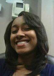 Desiree Godfrey 2014 NBCC Foundation Minority Scholar