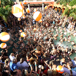 Pool Party at TAO Beach