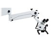 The Compass LED surgical microscope integrates high performance features for sharply focused imaging.