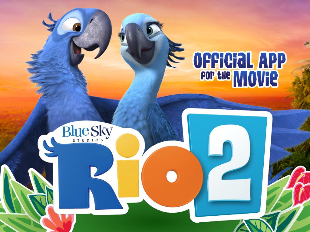 RIO Movie  RIO 2  Fo...