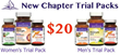 Healthy Vitamins Announces Trial Size Promotion On Popular New Chapter...