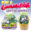 3rd Annual Gummibär Easter Basket Giveaway Announced