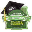 Minnesota School of Business Honored as a 2014 Top Military-Friendly...