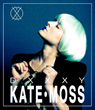 """DJ DXXXY, """"Kate Moss"""" cover art"""