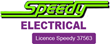 Speedy Electrical Logo