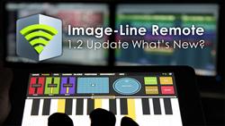 Image-Line Remote 1.2 Update
