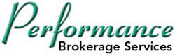 Performance Brokerage Services