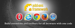 Cross Browser Extension Framework