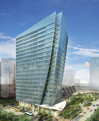 Sidley Austin LLP announces lease in Crescent's newest development in Dallas' Uptown which features Cesar Pelli's stunning architecture and the prime, pedestrian-friendly location.