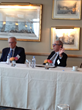 Herbert Fineburg Principal Offit Kurman Attorneys At Law speaking at Exit Planning Exchange panel