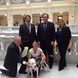 Best Friends Animal Society Officials Celebrate New Utah Law That...