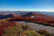 At 4,784 feet above sea level, Brasstown Bald is the highest natural point in Georgia. Hikers can choose from a variety of trails to suit their experience level.