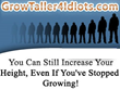 Grow Taller 4 Idiots Review | How To Grow Taller Within 8 Weeks –...